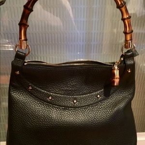 GUCCI - ANITA BAMBOO HANDLE BAG